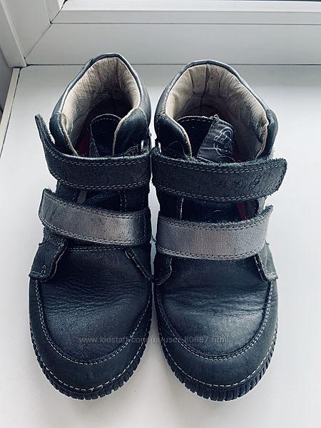 Ботинки dd  step кожа 33 р.