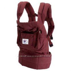 Эрго-рюкзак Ergo Baby Carrier Organic. Оригинал