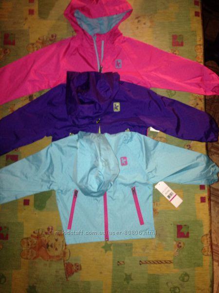 Курточки ветровку pink platinum 4t, 5t, 6t
