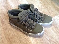 Ботинки Timberland кожа оригинал р. 39-40