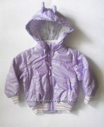 демисезонная куртка Evolution Goldy, рост 86