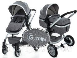 Детская коляска-трансформер 2 в 1 Gmini Grand