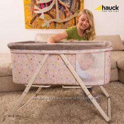 Детская кроватка колыбель Hauck Dreamer