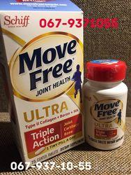 MOVE FREE Ultra, Schiff, 75шт Здоровые суставы