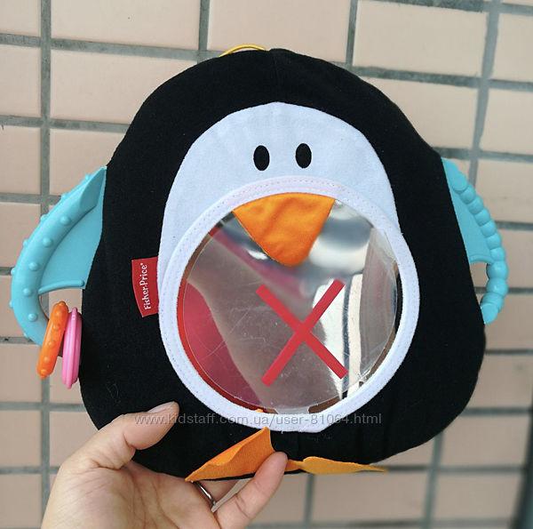 Розвиваюча іграшка - дзеркало Пінгвін, Fisher Price