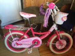 Велосипед для девочки Romet 16