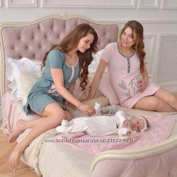 Cорочка для беременных и кормящих Мамин Дом Klover