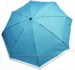 Бесплатная доставка. Мини зонты Ddoppler для сумочки - вес 225 грамм, 17 см