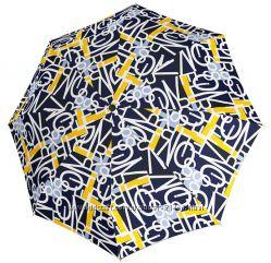 Стильные подростковые зонты S. Oliver от Doppler. Механические с гарнтией