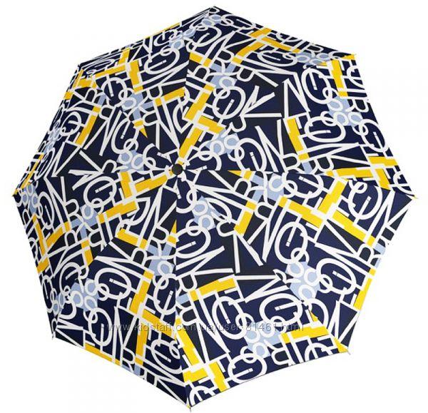 Стильные подростковые зонты S. Oliver от Doppler. Механические с гарантией