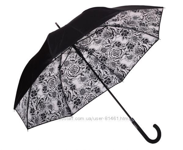 Зонт трость с двойным куполом FERRE Milano. Оригинал. Редкая модель