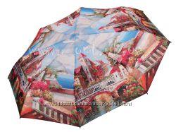 Бесплатная доставка. Стильные механические зонты Magic Rain. Гарантия 6 мес