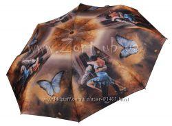 Бесплатная доставка. Мини зонты Trust Голландия с большим куполом