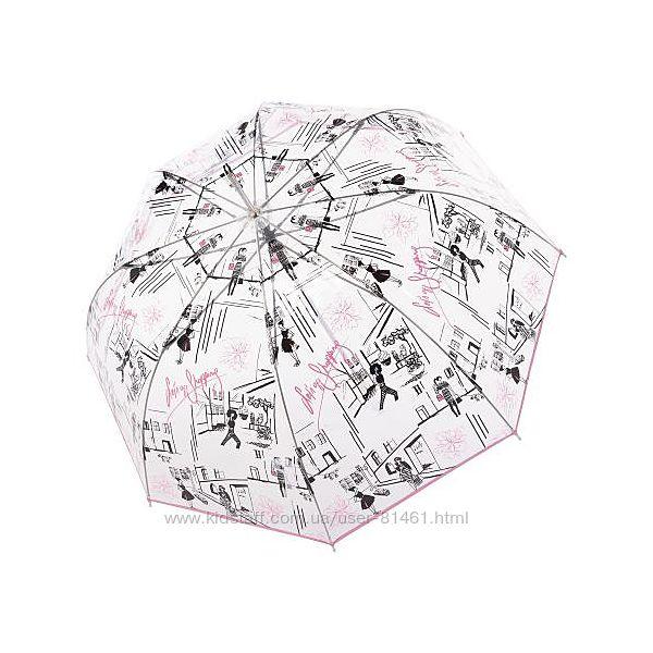 Прозрачные зонты трости Doppler. Гарантия.