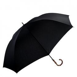 Большой мужской зонт трость Три Слона. Ручка бамбук. Гарантия. 1710