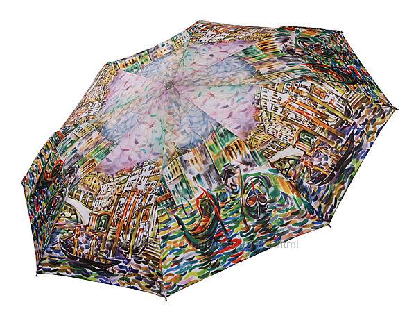 Зонт Zest Англия - полуавтомат с фотопринтом 23625-73