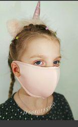 Детская маска защитная многоразовая Питта маска