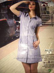 Платье-халатик Playnew