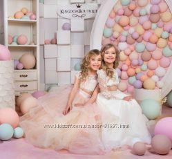 Шикарные платья  для девочек в наличии. Скидки для постоянных клиентов.
