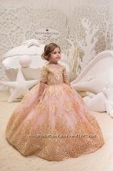 Шикарное платье для девочки на 4 года, 5 лет, 6 лет