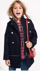 Пальто берет клатч