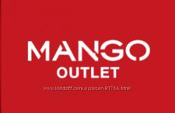 Замовлення Mango Outlet Іспанія від 10 євро.
