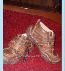 Деми ботинки 32р