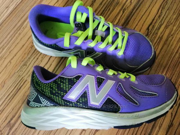 New balance кроссовки для девочки