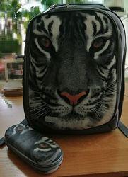 Рюкзак школьный 3D ZIBI