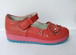 Красивые туфли, кожа, 24 размер - 15, 5 см
