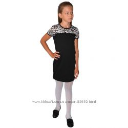 Платье школьное, 116-122
