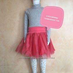 Gymboree юбка пачка из фитина модель туту