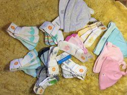 Очень крутые комплекты носочков для новорождённых с США