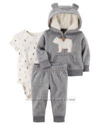 Нарядный костюмы для младенцев от Carters