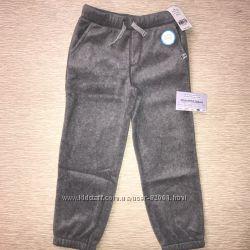 Теплые штаны спортивные для мальчика Carters