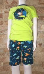 Пижамы Gymboree футболка с шортами
