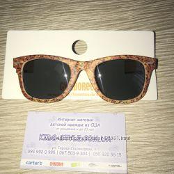Солнцезащитные очки с мягкими дужками и УФ-защитой Gymboree, Carters