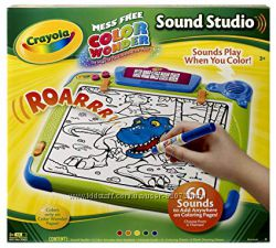 Crayola Color Wonder Sound Studio Інтерактивний планшет