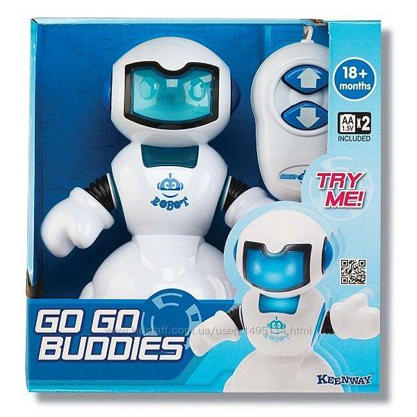 Робот-киборг от TM KEENWAY