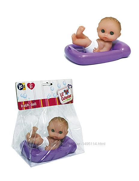 Пупс-малыш плавающий от TM JC TOYS, 13 см