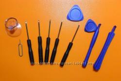 Набор инструментов 11 в 1 отвертки для ремонта iPhone Pentalobe