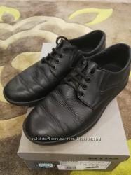 Туфли чёрные клинические для подростка