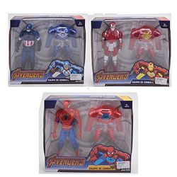Супергерои Человек Паук, Спайдермен, Капитан Америка, Железный человек