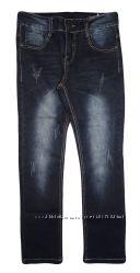 Стильные джинсы для мальчика р. 10-16