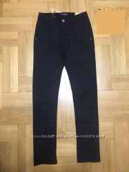 Коттоновые брюки для девочек р. 134-164