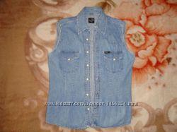 Джинсовая блузка Onyx