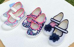 Туфли-тапочки Waldi