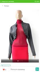 болеро,  пиджак ,  производитель Турция 52 размер ,  новый