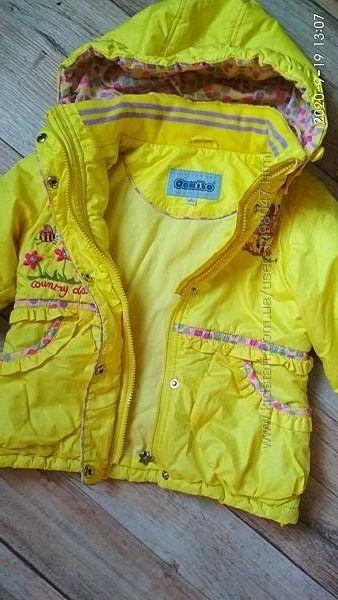 куртка  демисезонная Donilo,  данило,  осенняя