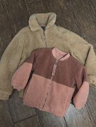 Крутая куртка шубка Reserved 128 см
